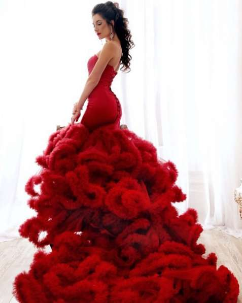 Прокат платьев и фотосессии в шикарных платьях в Уфе в Уфе фото 3