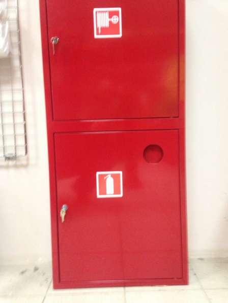 Шкаф пожарный ШПК-320НЗК