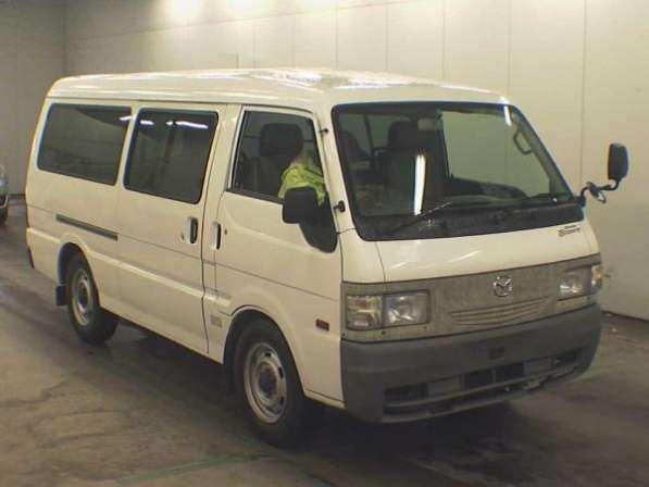 Mazda Bongo Van грузопассажирский 6-ти местный