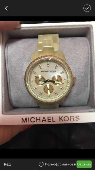 Часы Michael Kors новые с гарантией в Москве фото 3