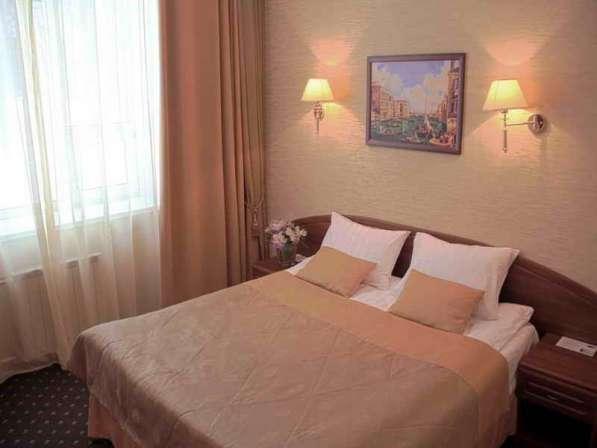 Гостиница в Барнауле с номерами эконом DABL и TWIN