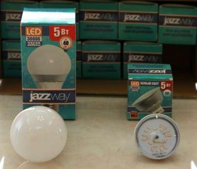 Композитные светодиодные лампы Combi Jazzway