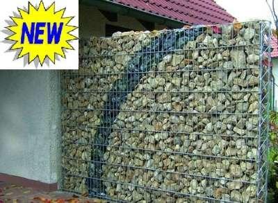 Забор из габиона