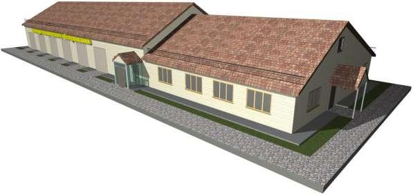 Проектирование объектов промышленного и гражданского строите в Екатеринбурге фото 7