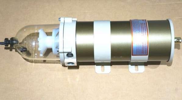 Топливный фильтр Cепаратор 1000FG with heater (c подогревом