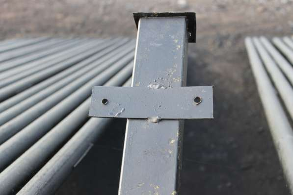 Столбы металлические доставка 2-5 дней