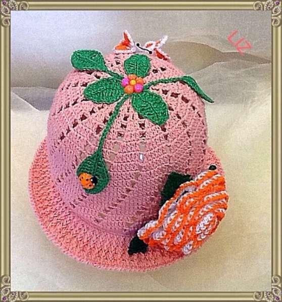 Шляпка для маленькой Леди в Энгельсе фото 4
