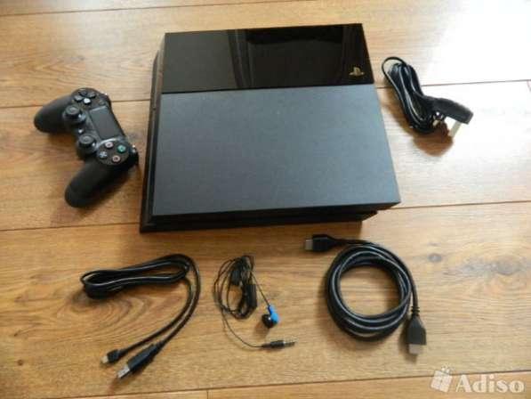 Приставка PS4 500гб