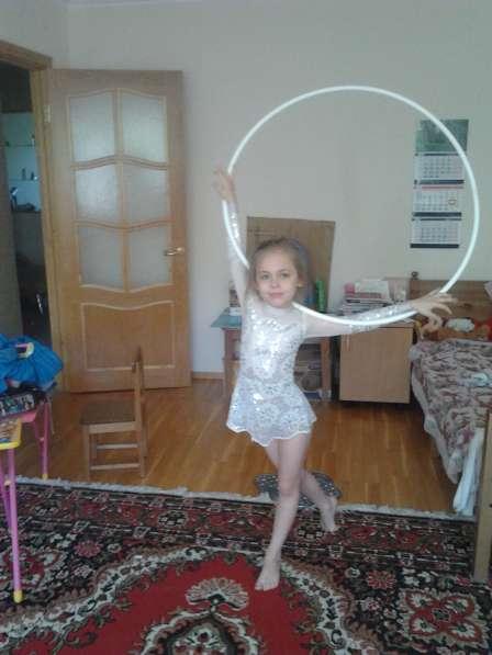 Купальник для выступлений по художественной гимнастике