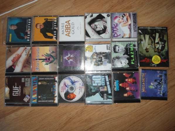 Продам музыкальные диски