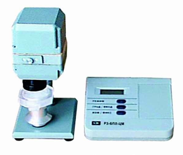 Белизномер Р3-БПЛ-ЦМ хран