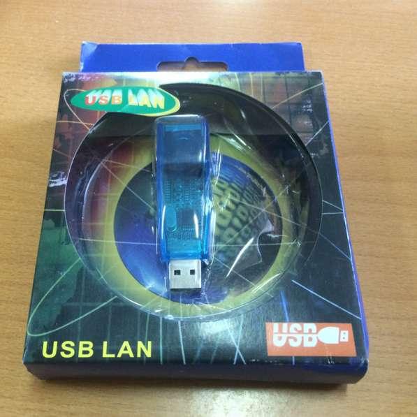USB 2.0 Сетевая карта