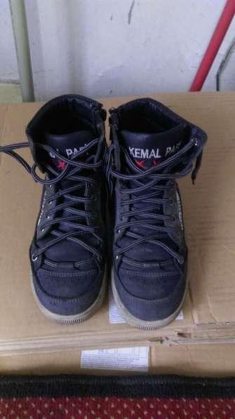 Кеды-ботинки Kemal Pafi