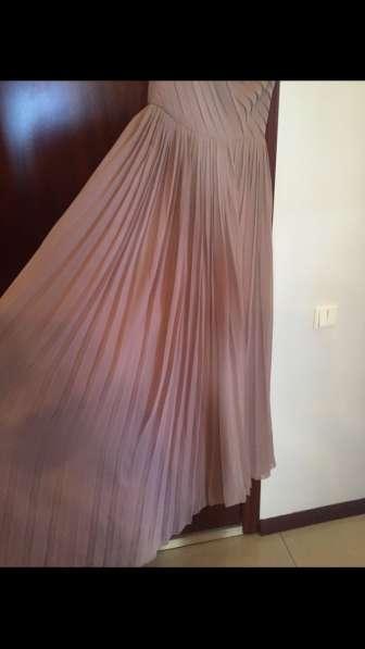 Вечернее платье Halston Heritage