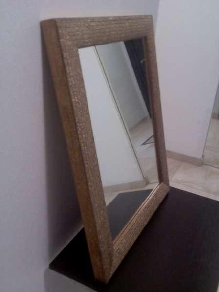 Продам зеркало из элитного испанского багета размер 53*43,5