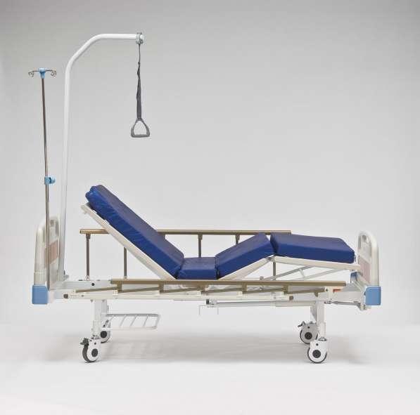 Кровать для лежачих больных в Москве фото 5