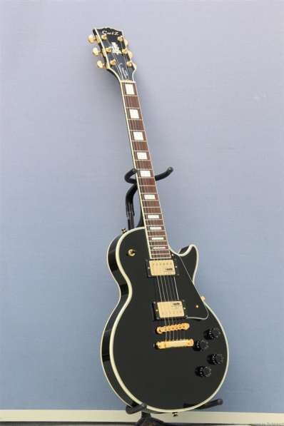 CoolZ Les Paul Custom 2013 Japan Новая
