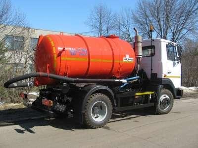 грузовой автомобиль МАЗ КО-529