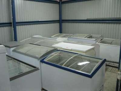 торговое оборудование Ларь холодильная БУ