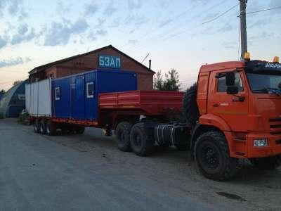 Трал БЗАП Трал 39 тонн