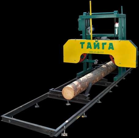 Пилорамы Тайга Т-3 по ценам завода изготовителя