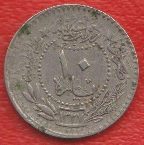 Османская империя Турция 10 пара 1913 г.