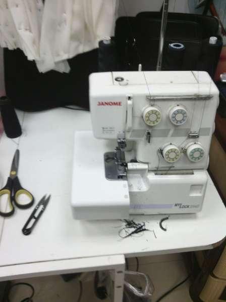 Ремонтирую швейные машины на дому в Балашихе