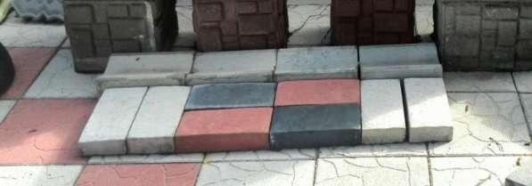 Бордюр декоративный собственного производства (СТБ 1238-2000