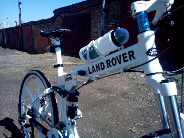 Велосипед Land Rover в Красноярске фото 3