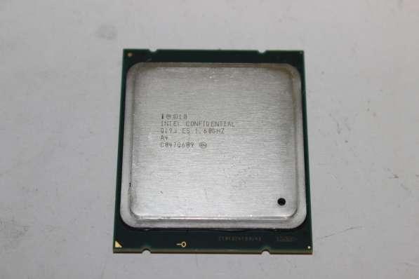 Intel Socket 2011 Xeon E5 ES 6 ядер 1.6GHz
