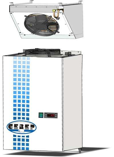 Сплит-система СЕВЕР BGS 117 S