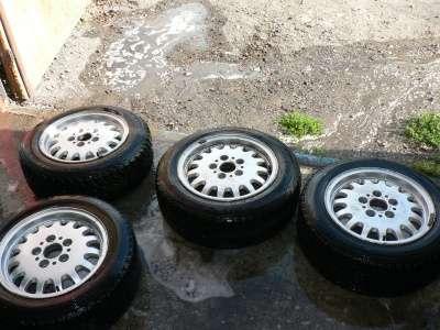 автомобильные шины BMW Диски BMW R15