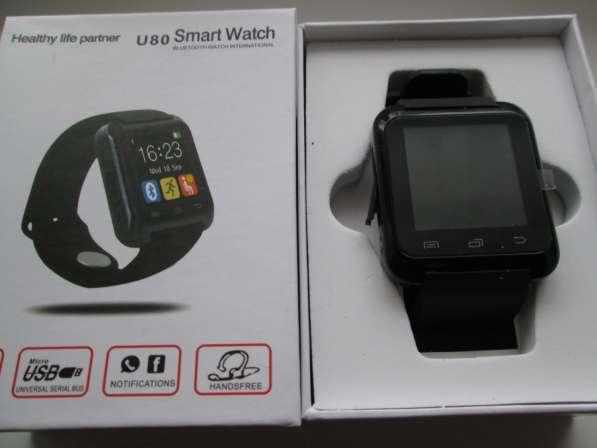 Смарт-часы начального уровня Uwatch U80.