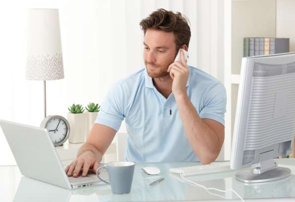Работа в интернете без вложений