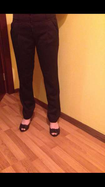 Женские брюки, размер 46