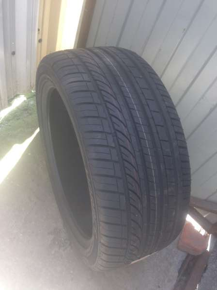 Новые шины 285/45R19