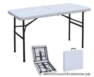 Складные столы для уличной торговли