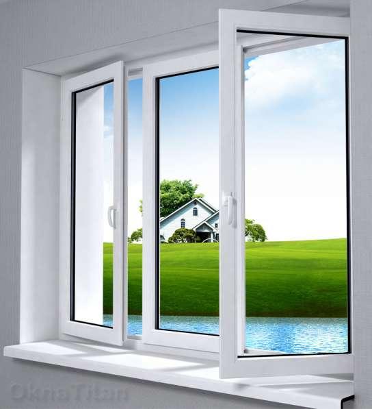 Пластиковые окна. балконы без предоплаты в мытищи.
