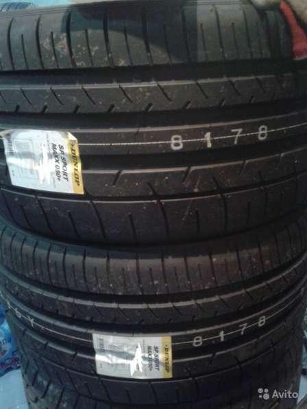 Новые 275 40 и 315/35 R20 SP Sport Maxx050