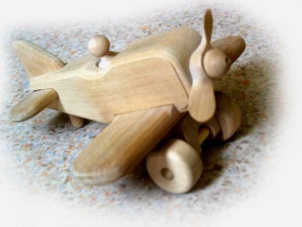Игрушки деревянные в Москве фото 6