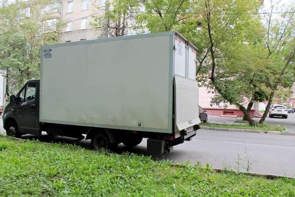 Грузовое такси. Переезды в Москве