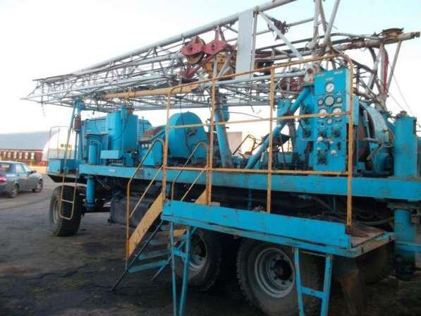 Буровые станки на нефть, газ, воду, сваи, изыскания в Самаре