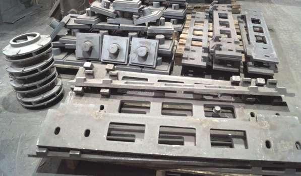 Отливки корпусов насосов. Литье для машиностроения. Отливки в Екатеринбурге фото 3