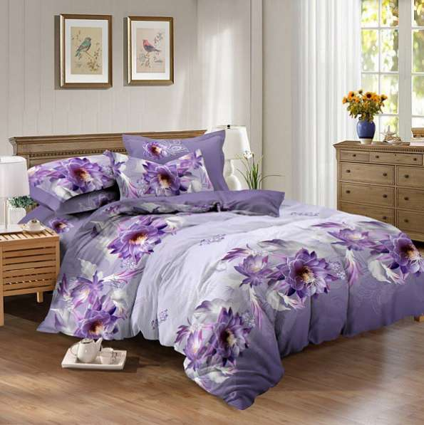 Вариация расцветок и стилей в постельном белье из поплина от в Иванове фото 13