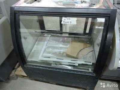 торговое оборудование Холодильная настольная ви