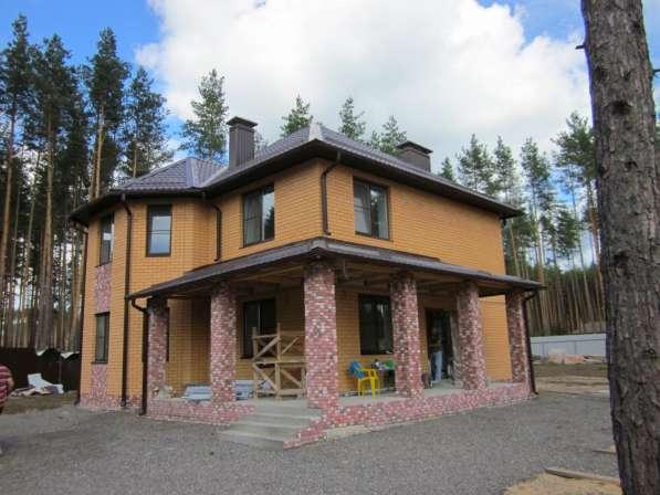Строительство домов коттеджей, дач под ключ в Воронеже фото 13