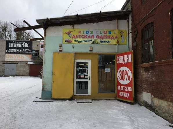 Магазин 90 кв. м. ул. Камская