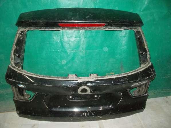 BMW X3 F25 Крышка багажника б/у Оригинал