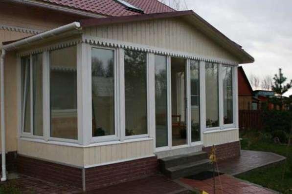 Строительство пристройки к дому, быстро и качественно!
