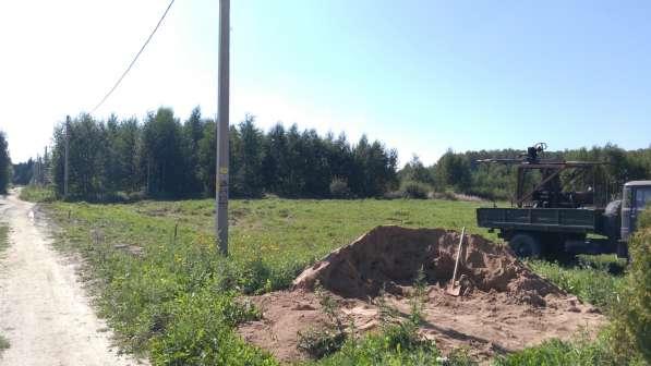 Участок 18 соток, ИЖС, в Шабаново(в самой деревне), коммуник